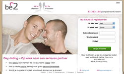 gratis gaydating bij be2!