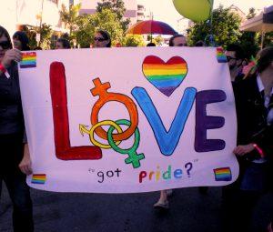 Gaydating pride