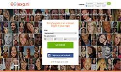 lexa datingsite nederland