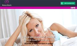 maturematch is een sexdating website voor mensen op middelbare leeftijd