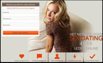 secretdate affaire erotische website