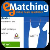 e-matching dating app voor hoger opgeleiden