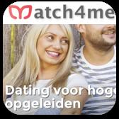 match4me dating app voor hoger opgeleiden