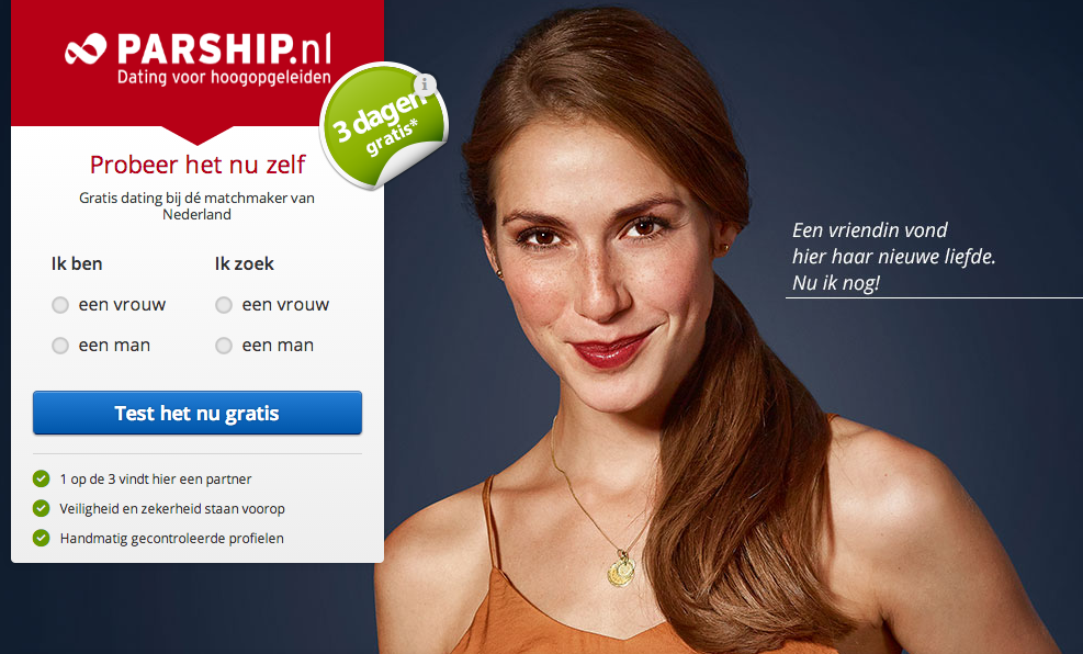 online dating opzeggen parship