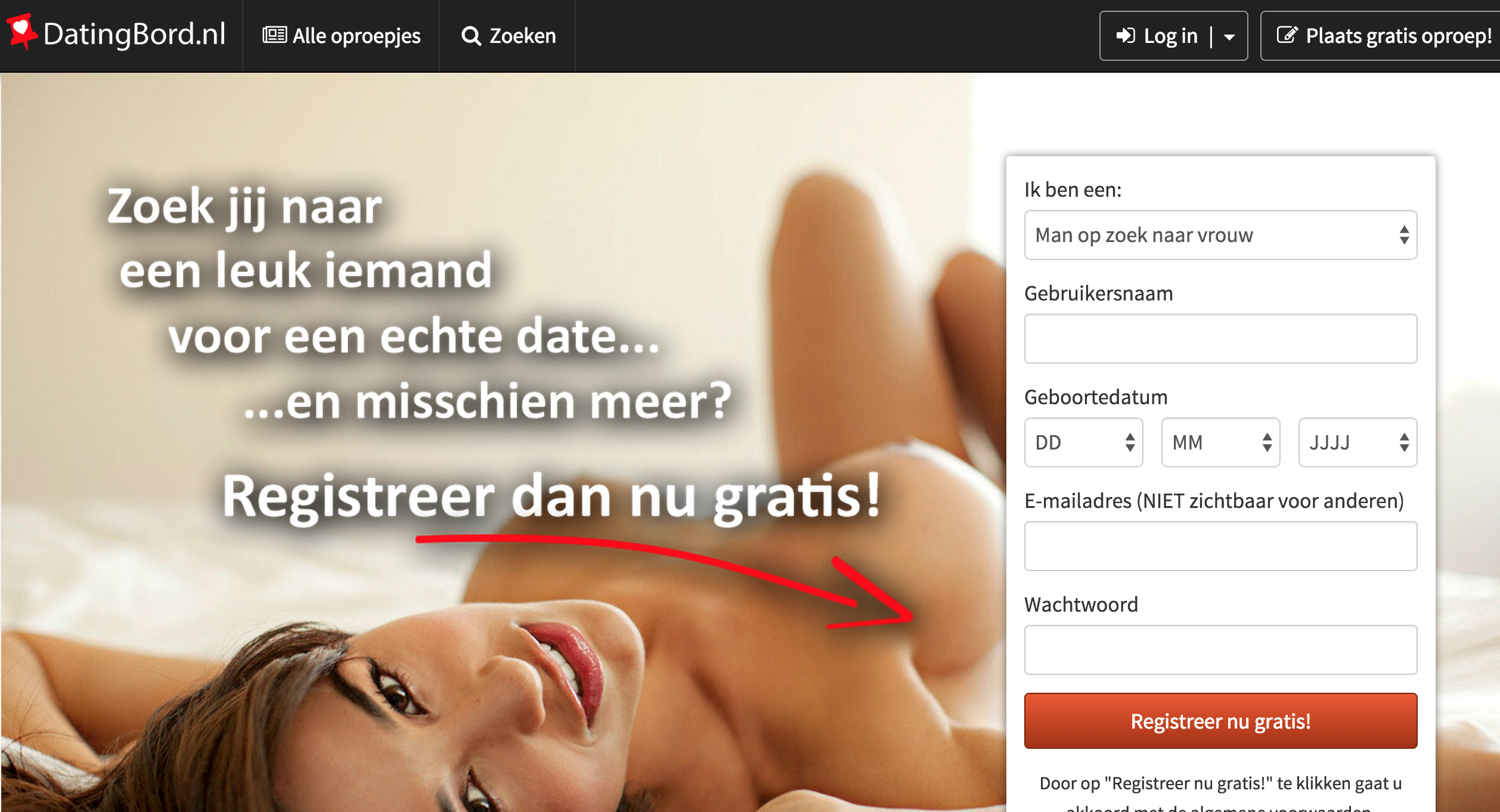 beste datingsite 2016 Breda