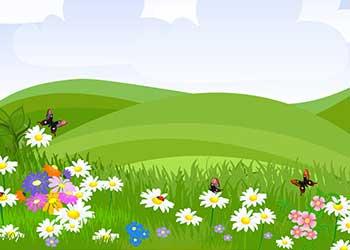 dagactiviteit voor in de lente