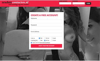 Sexdatecontacten – NIEUW – Ervaringen en informatie