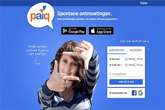 paiq is een unieke datingsite die werkt met een geanvanceerd chatsysteem