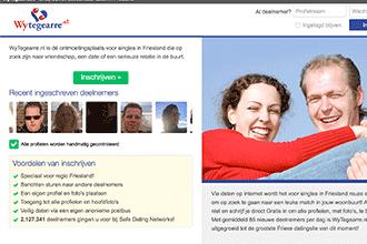 Wytegearre, nije leafde in Fryslân – Datingsite Friesland