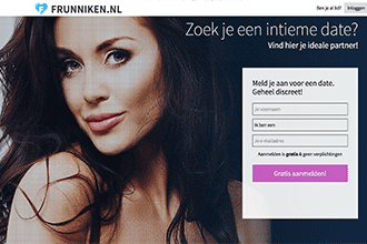 Frunniken.nl – Discreet, veilig en snel een Seksmatch!