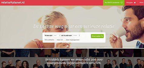relatieplanet homepage afbeelding toegankelijk voor iedereen