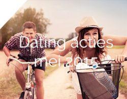 dating acties mei 2015