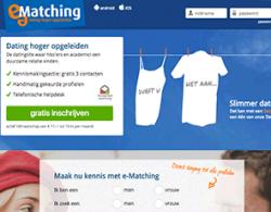 e-matching gratis uitproberen voor hoger opgeleiden