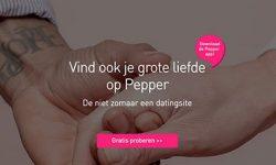 Pepper – Online datingsite