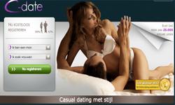 Sexdating site C-date