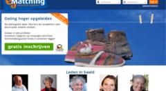 E-matching online met nieuw ontwerp!