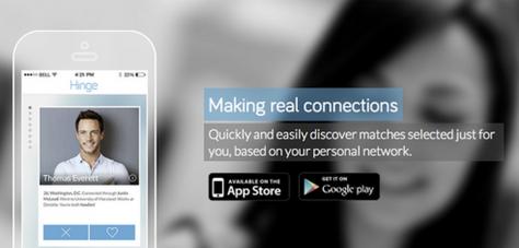 nieuwe dating app