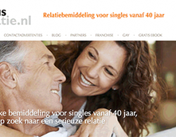 40plusrelatie speciale datingsite voor senioren mensen