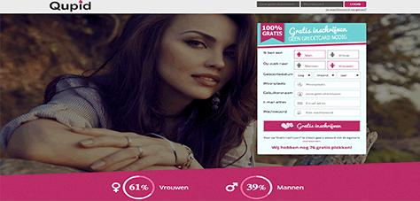 qupid datingsite in nederland voor alle mensen