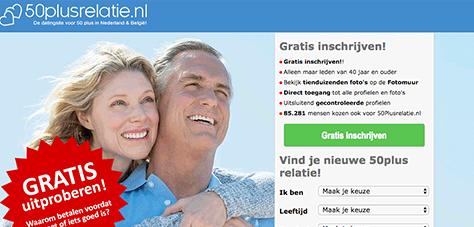 datingsite voor senioren 50plusrelatie