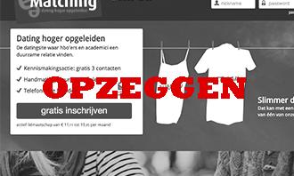 e-matching profiel opzeggen & verwijderen - Welkedatingsites.nl