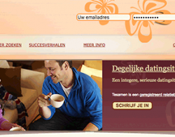 tesamen datingsite voor in belgie