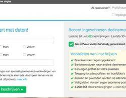 smartsingles aanmeldpagina voor hoger opgleiden