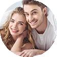 elkaar leren kennen door gebruik van zo'n online datingsite
