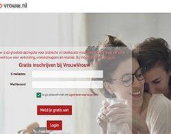 misschien wel de grooste lesbische datingsite van nederland is vrouwvrouw