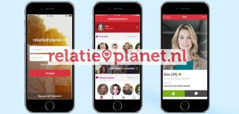 relatieplanet app om ook op je smartphone te kunnen daten