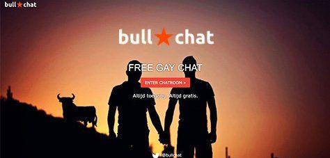 bullchat is een chat app voor gays die online mannen willen ontmoeten