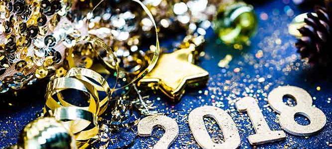 voor het nieuwe jaar 2018 de beste dating opties voorgelegd