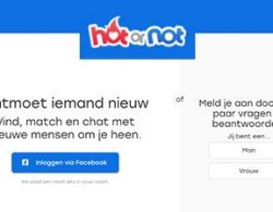 makkelijk met foto's in contact komen door Hot or Not