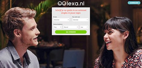 Te veel dating sites